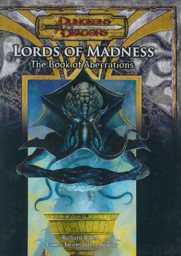 Lords of Madness: The Book of Aberrations (D&D Supplement)