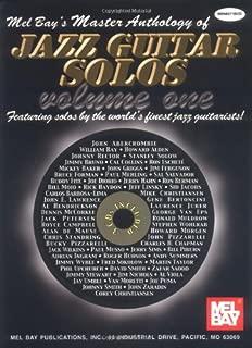 Mel Bay's Master Anthology of Jazz Guitar Solos