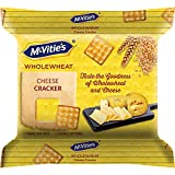 McVities Cheese Crackers Pouch, 120 g