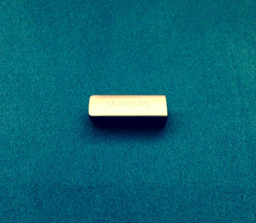 1pc Replacement Black End Cap Cover for Jawbone UP 2 2nd Gen 2.0 Bracelet Band Cap Dust Protector (not for the 1st Gen)