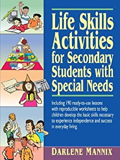 Life Skills Activities for Secondary Students with Special Needs by Darlene Mannix (1995-07-19)