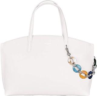 David Jones - Grand à Main Cabas Femme - Fourre-Tout Cuir PU Porté Epaule Bandoulière - Tote Shopper Bag Elégant Grande Ca...