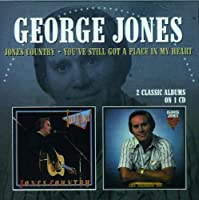 Jones Country / You've Still Got a Place in My by George Jones (2013-04-23)