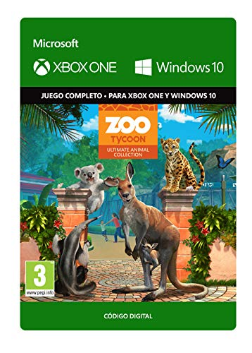 Zoo Tycoon: Ultimate Animal Collection  | Xbox One/Windows 10 PC - Código de descarga