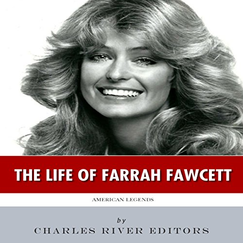 American Legends: The Life of Farrah Fawcett audiobook cover art