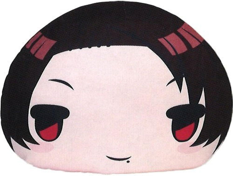 Everyone's lottery swords Ranbu Hanamaru A prize has Petit Marukko BIG cushion California Kiyomitsu