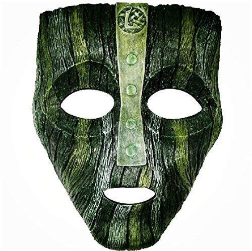 Loki Mask Solid Resin Halloween Cosplay Fancy Dress Costume
