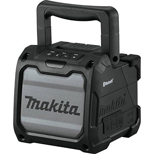 Makita XRM08B 18V LXT / 12V max CXT Altavoz inalámbrico Bluetooth de iones de litio, solo herramienta