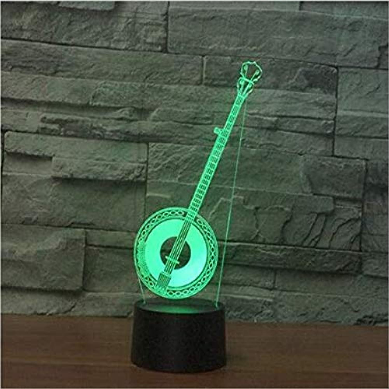 Led Lights Edison Lights 3D Acryl Nachtlicht Huqin