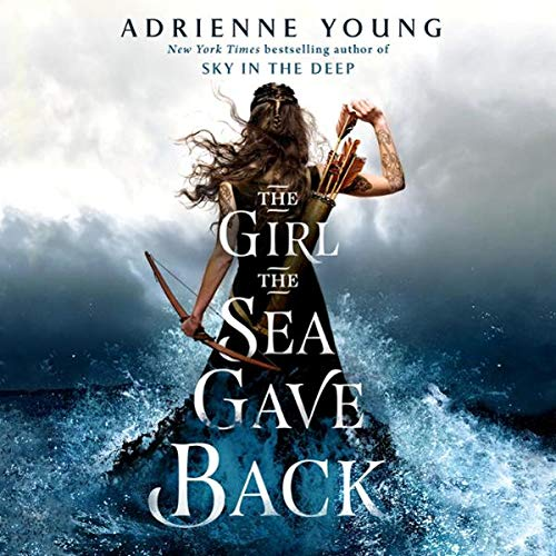 The Girl the Sea Gave Back audiobook cover art