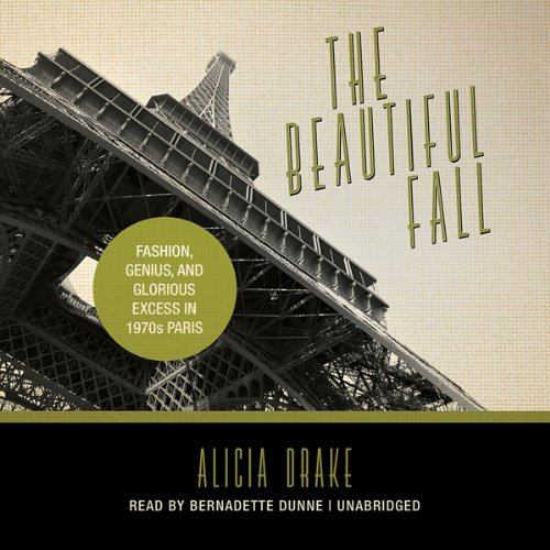 The Beautiful Fall audiobook cover art