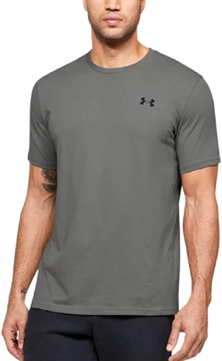 Under Armour Men's Sportstyle Left Sleeve Recommendation Short Max 44% OFF Chest T-shirt