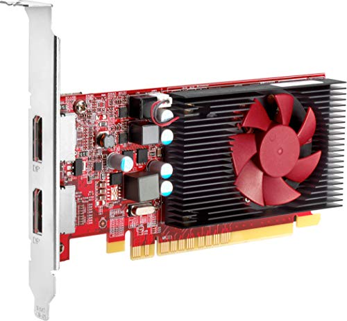 HP AMD Radeon R7 430 2GB 2Display Port Card