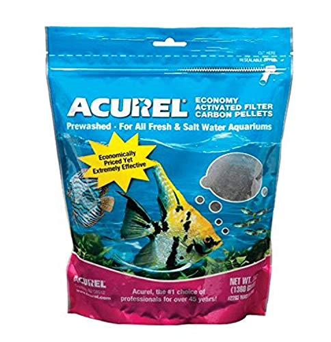 Acurel LLC Economy Activated Filter Carbon Pellets, 3 Pound