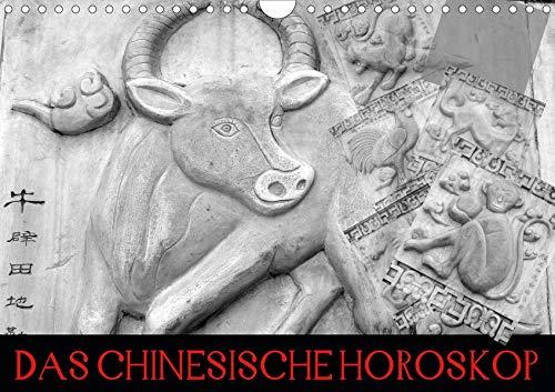Das Chinesische Horoskop / Geburtstagskalender (Wandkalender 2020 DIN A4 quer): Die zwölf Tierkreiszeichen der Chinesischen Astrologie (Geburtstagskalender, 14 Seiten ) (CALVENDO Glaube)