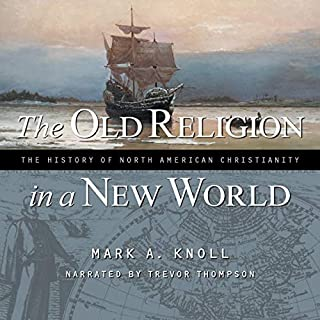 The Old Religion in a New World cover art