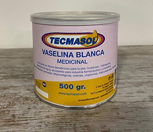 VASELINA BLANCA MEDICINAL 500gr.