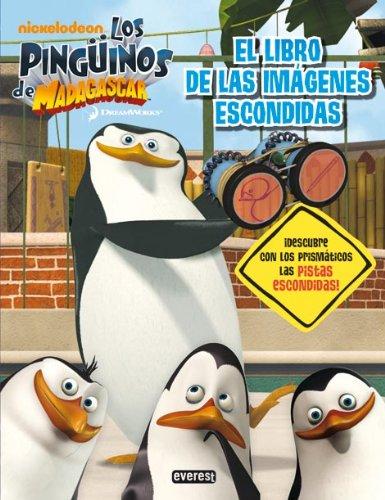 Los Pingüinos de Madagascar. El libro de las imágenes escondidas: ¡Descubre con los prismáticos las pistas escondidas! (Libros singulares)