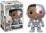 DC Figura de Vinilo Cyborg, colección Justice League (Funko 13487)