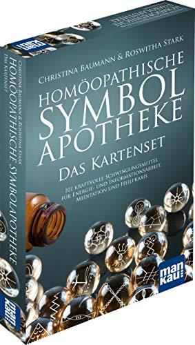 Homöopathische Symbolapotheke. Das Kartenset: 101 kraftvolle Schwingungsmittel für Energie- und Informationsarbeit, Meditation und Heilpraxis