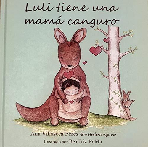 Luli tiene una mamá canguro