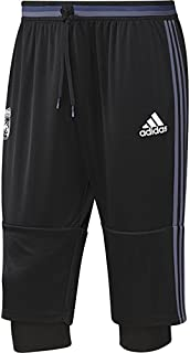 adidas Real Madrid 16/17 3/4 Black/SupPur Pants