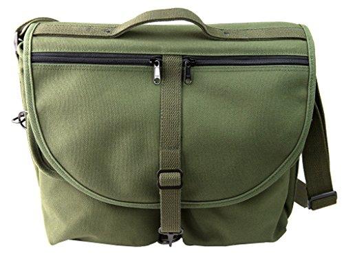 Domke F-802 - Cartera de reportero, Color Verde
