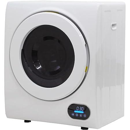 SeatheStars 小型衣類乾燥機 2.5kg ステンレスドラム タッチパネル操作 自動乾燥 家庭用 工事不要
