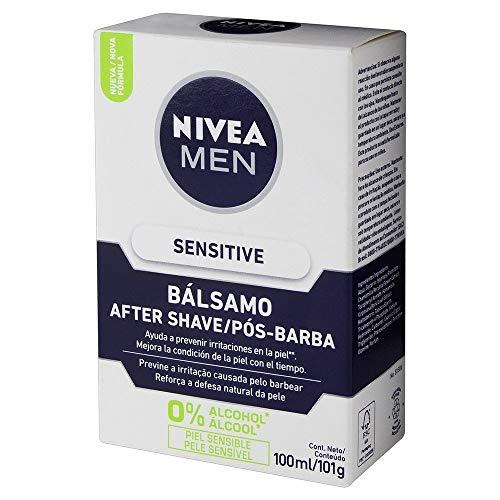 NIVEA Men Original After Shave Balsam, 2er Pack (2 x 100 ml)