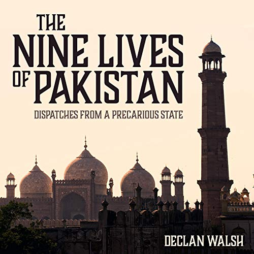 『The Nine Lives of Pakistan』のカバーアート