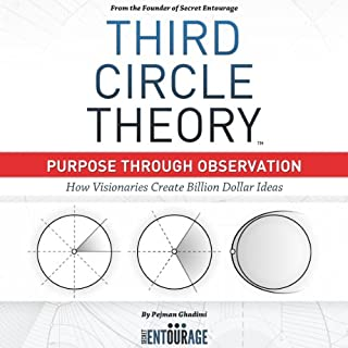 Third Circle Theory     Purpose Through Observation              Written by:                                                                                                                                 Pejman Ghadimi                               Narrated by:                                                                                                                                 Craig Jessen                      Length: 5 hrs and 58 mins     6 ratings     Overall 4.7