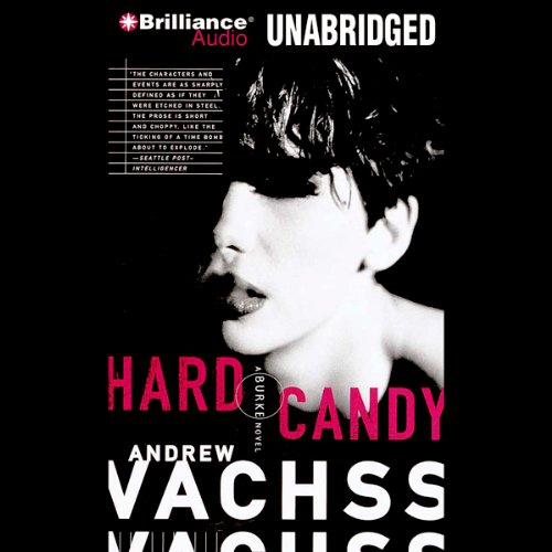 Hard Candy audiobook cover art