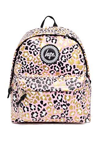 Hype Glitter Leopard Backpack