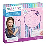 Make It Real - DIY Dreamcatcher. Make Your Own Dream Catcher Arts and Crafts...