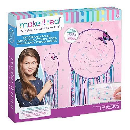 Make It Real - DIY Dreamcatcher.