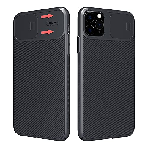 Nillkin iPhone 11 Pro Max Case, Slim Stylish Protective Case with Slide...