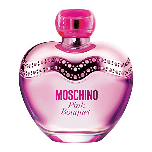 Moschino Pink bouquet per donne di Moschino EDT 100ml