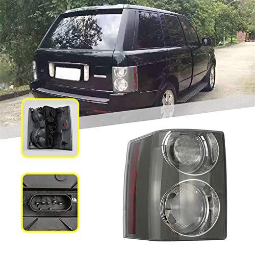 Feu arrière arrière de voiture Feu stop arrière pour VOGUE Feu arrière 05–09 (gauche et blanc) avec trous