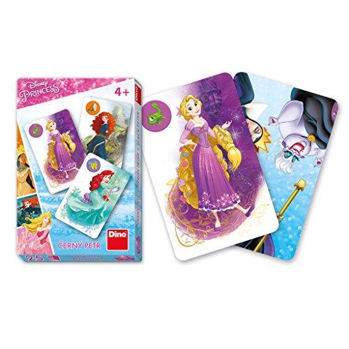 Dino Toys Dino toys605879Princess in Märchen schwarz Peter Kartenspiel