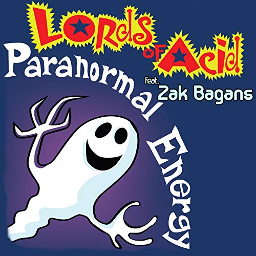Paranormal Energy [Explicit]
