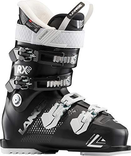 LANGE RX 80 Botas de Esquí, Mujer, Negro, 24.5