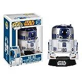CCLL ¡Popular!Película Star Wars Figura de acción del Robot R2-D2 for la Estatua colectores y de Estrellas Aficionados 3,75 Pulgadas Toys