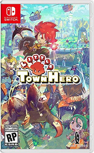 Little Town Hero: Big Idea Edition - Nintendo Switch