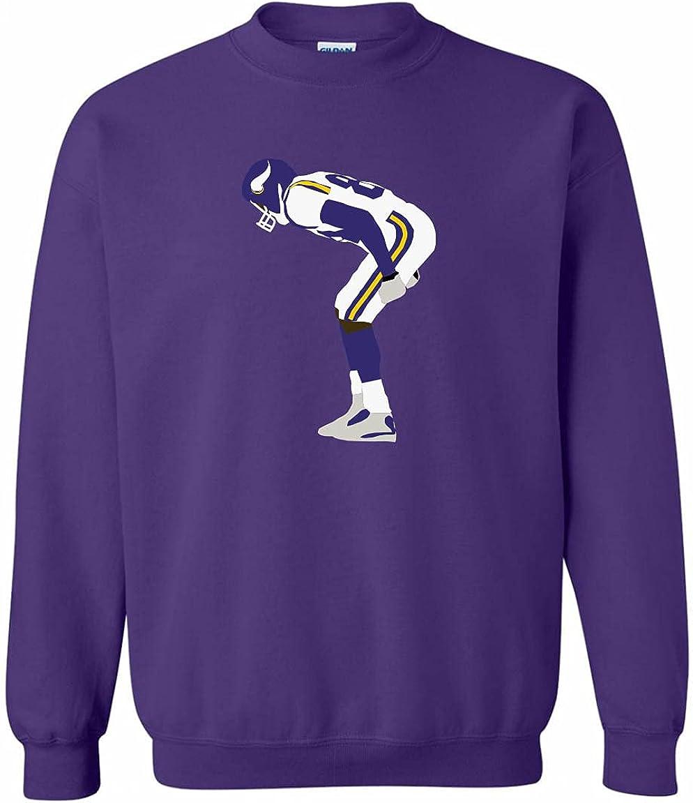Purple Minnesota Moss Mooning Over item handling Crew Ranking TOP3 Neck Sweatshirt
