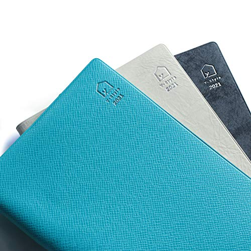 Y-Styleワーキングマザーの手帳2021年1月始まり3月終わりB6家族ファミリースケジュール帳(グレージュ【初回限定カラー】)