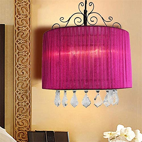 RTRY Luminaria de la Pared rústica de Moda jardín lámpara de Pared Simple Sala de Estar lámpara lámpara Cristal lámpara de Noche lámpara de Noche