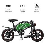 Zoom IMG-2 dyu d3f bicicletta elettrica pieghevole