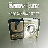 TOM CLANCY'S RAINBOW SIX SIEGE: 4.920 (4.200 + 720 bonus) CREDITI R6 - 4.920 CREDITI | Codice Uplay per PC