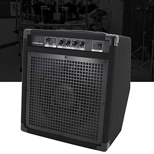 QING.MUSIC Musical Instrument accessories Batería eléctrica AMP Amplificador portátil Batería electrónica Altavoz...
