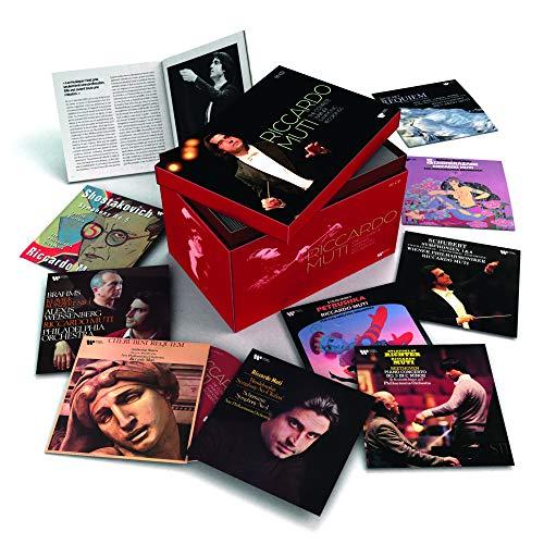 Riccardo Muti: The Complete Warner Symphonic Recordings
